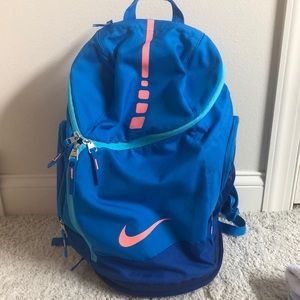Nike Unisex Blue Backpack